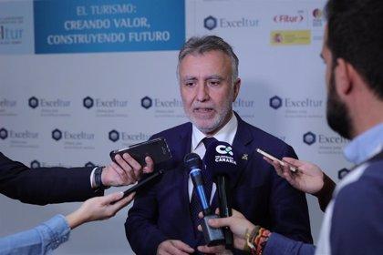 """El presidente de Canarias rechaza el 'pin parental' que considera una """"prueba de totalitarismo inaceptable"""""""