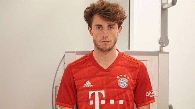 Odriozola llega al Bayern