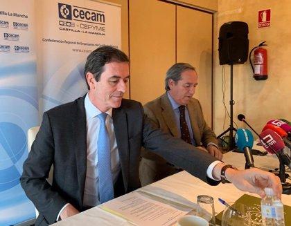 Negociación colectiva, programas de igualdad, despoblación y economía circular, plan de trabajo de Cecam para 2020