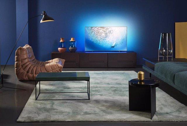Televisor Philips OLED 805