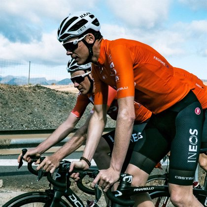 Chris Froome reaparecerá en los Emiratos Árabes a finales de febrero tras su grave caída en el Dauphiné