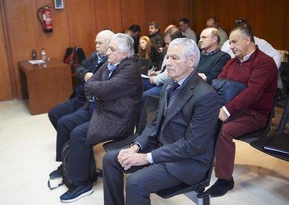 El fiscal mantiene la pena de seis años de prisión para Pernía