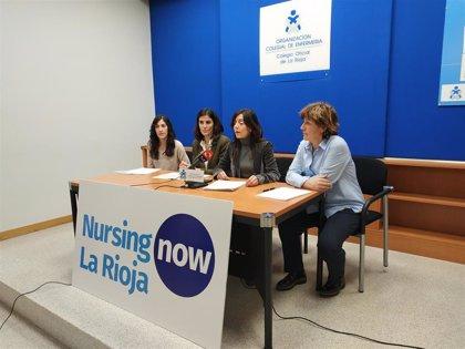 """Nursing now La Rioja visibilizará la función de enfermeras y matronas para mejorar """"la percepción y el perfil del sector"""
