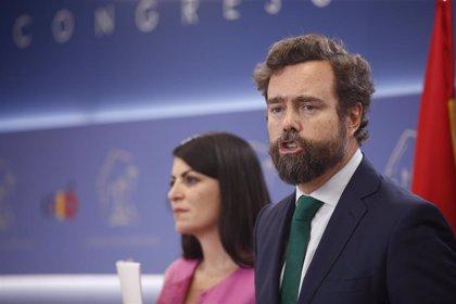Vox quiere que al Constitucional examine el último decreto del euskera del Gobierno vasco