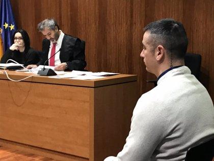 Rodrigo Lanza permanecerá en prisión provisional al desestimar el juez el recurso de la defensa