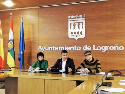 """El PP, """"decepcionado"""" por """"falta de ambición"""" y """"freno al desarrollo"""" de Logroño en los Presupuestos Municipales 2020"""