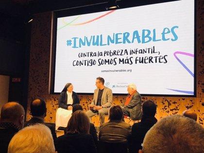 Sor Lucía Caram y el Padre Ángel piden a sociedad, empresas y Gobierno más acción contra la pobreza en España