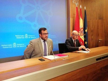 """El Gobierno de Navarra rechaza el 'pin parental' y lamenta """"los ataques a una educación integral y equilibrada"""""""