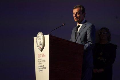 Pedro Duque pide cooperación en Europa para consolidar su liderazgo en el espacio