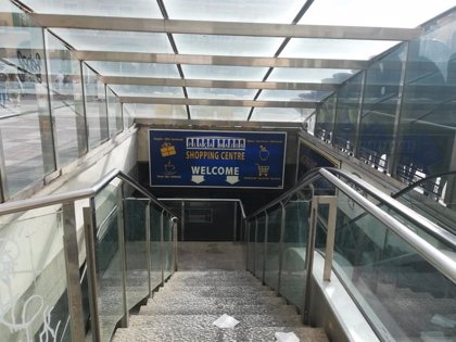 El Ayuntamiento concluye que un aparcamiento en las galerías de Plaza Mayor es viable