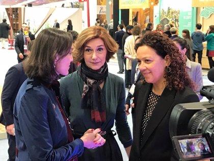 Cladera destaca en Madrid la importancia del turista nacional en Mallorca