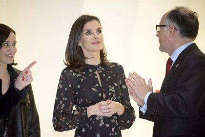 La Reina Letizia inaugura FITUR sin la presencia de Felipe y con guiño a Asturias