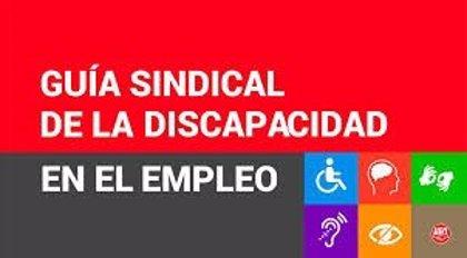 UGT señala que sólo una de cada 4 personas con discapacidad tiene un empleo porque las empresas lo ven como un problema