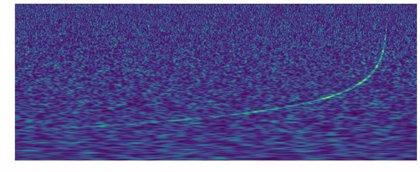 Un evento de ondas gravitacionales despista por su exigua duración
