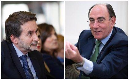 Imaz (Repsol) y Galán (Iberdrola), entre los 30 líderes contra la crisis climática que marcarán 2020, según Bloomberg