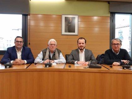 """Cs presenta enmienda por valor de 2,5 millones para Nájera """"donde por fin quedará solucionado el acceso a Peñaescalera"""""""