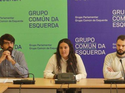 """Común da Esquerda critica el impago de los 200 millones del IVA y reclama a la Xunta """"diálogo político"""""""