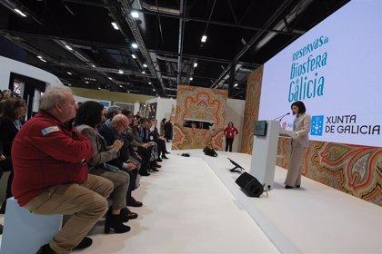 """Ángeles Vázquez destaca el """"incalculable valor"""" de las reservas de la biosfera para impulsar el turismo verde"""