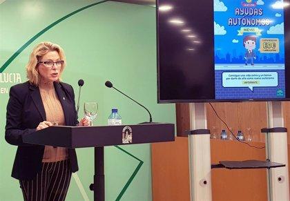 Más de 2.000 autónomos solicitan en Málaga las nuevas ayudas de impulso y creación de empleo de la Junta