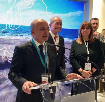 Málaga presenta en Fitur la feria Seatrade Med que acoge en septiembre  y espera ser escaparate mundial de cruceros