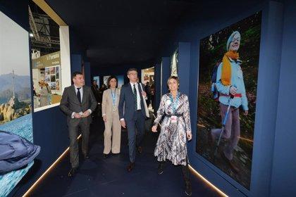 Galicia presenta la experiencia del peregrino en Madrid a través de 'Camiño ao Xacobeo 2021'