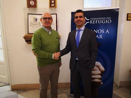 Caja Rural de Aragón dona a dos instituciones el importe de los detalles navideños