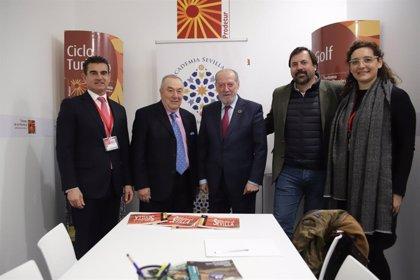 """Turismo.-Fitur.-Villalobos defiende que la provincia marcha en el """"camino correcto"""" y ve margen de crecimiento"""