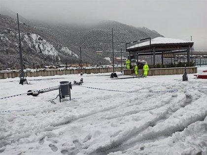 La borrasca Gloria se anticipa en Andorra y se acumulan hasta 80 centímetros de nieve
