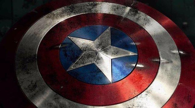 El escudo de Capitán América en las películas de Marvel Studios