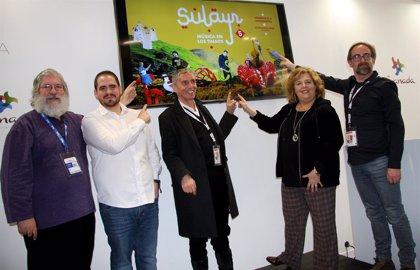 El festival Sulayr de ritmos étnicos llega a su quinta edición en los tinaos de Pampaneira (Granada)