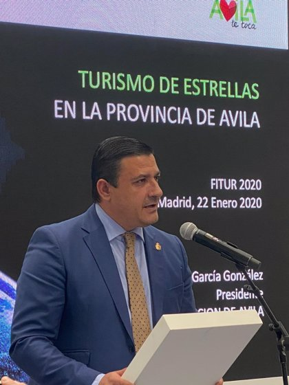 La Diputación de Ávila promociona el astroturismo en Gredos