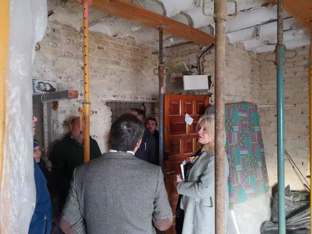 Rehabilitación integral de La Asunción en Jerez