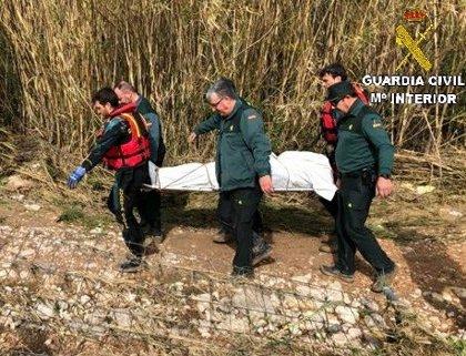 El cadáver hallado en el río Guadalest es el del hombre desaparecido en Callosa
