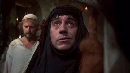 Adiós a Terry Jones: 10 escenas tronchantes en las películas de Monty Python
