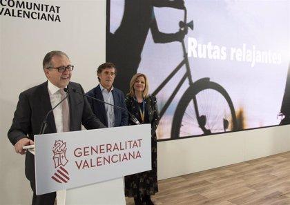 Fitur.- Pedro Delgado destaca el potencial de Castellón para convertirse en destino cicloturista de calidad