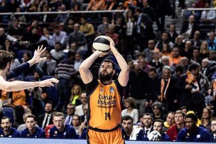 Un Valencia Basket bajo mínimos se prueba en la guarida del campeón