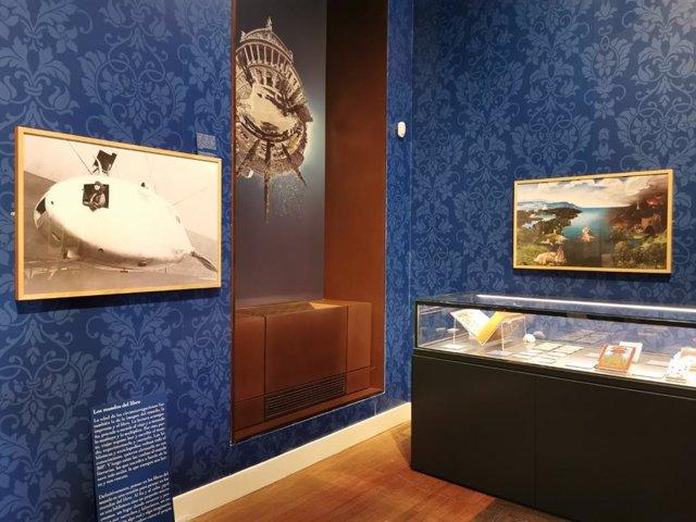 La exposición 'Una vuelta al mundo en la BNE' puede verse del 23 de enero al 30 de abril en la Biblioteca Nacional de España.
