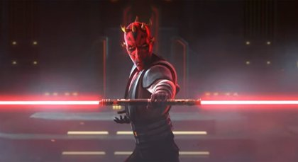 Tráiler de la 7 temporada de Star Wars: The Clone Wars con un temible Darth Maul