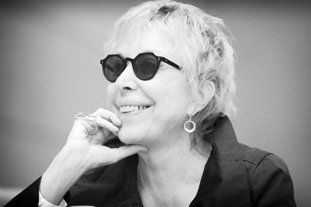 L'actriu catalana Rosa Maria Sardà.