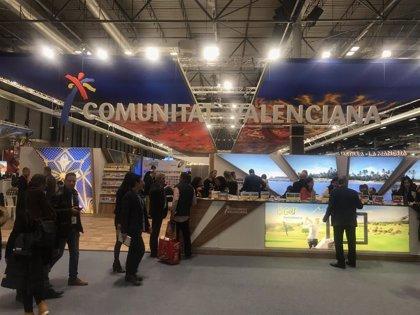Deporte, turismo adaptado y gastronomía protagonizan la primera jornada de Fitur en el stand Comunitat Valenciana