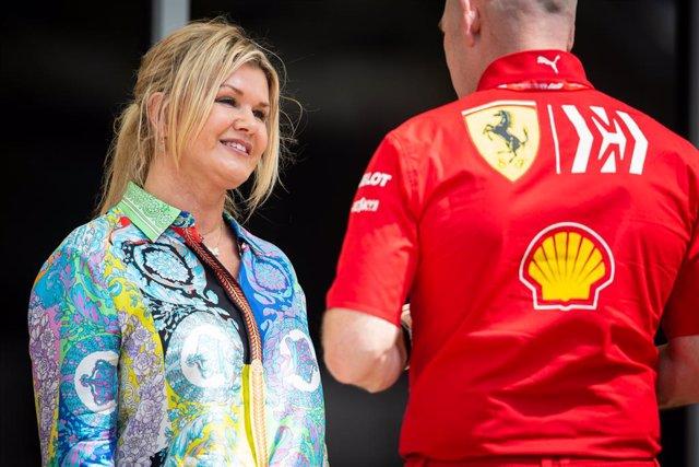 Fórmula 1.- La mujer de Schumacher denuncia unas fotos robadas del piloto postra