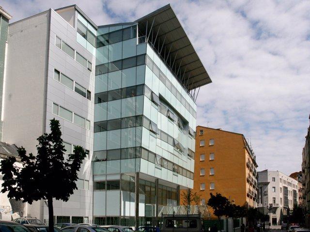 Sede del Gobierno de Cantabria en Peña Herbosa