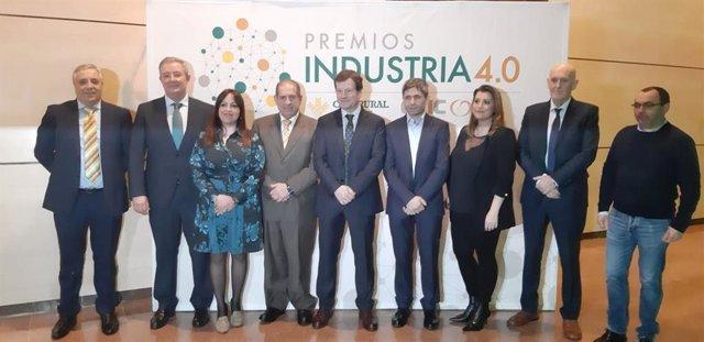 GALA DE ENTREGA DE LOS PREMIOS INDUSTRIA 4.0