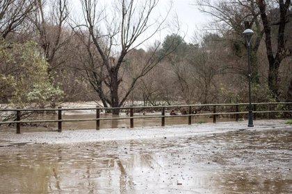 El Govern recomienda el confinamiento preventivo en zonas inundables del Ter