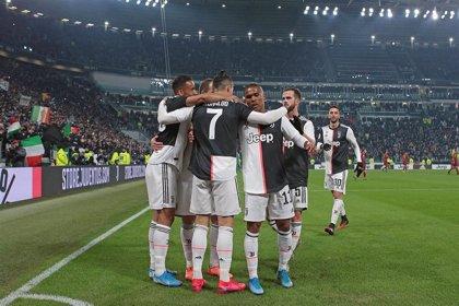Cristiano marca el paso de la Juventus hacia semifinales de Copa