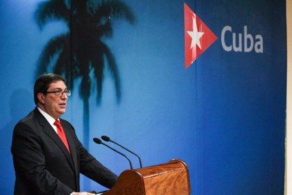 "Cuba/Bolivia.- Cuba reprocha a Bolivia el retorno de sus médicos y afirma que Áñez es una ""golpista"" que dice ""mentiras"""