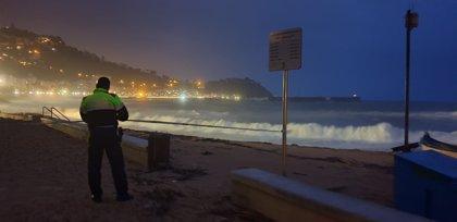 Muere un hombre al caer al mar en Palamós (Girona)
