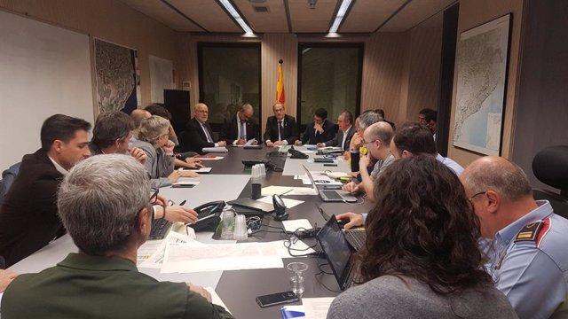 Torra a la reunió del Consell Assessor
