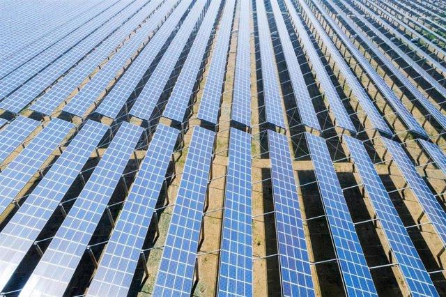 Plantas solares fotovoltaicas