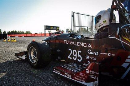 Formula Student UPV, mejor equipo europeo, tercero del mundo y única universidad española en el top 200